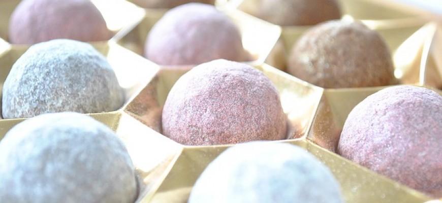 קופסאות מעוצבות לממתקים : להציג את הסחורה בדרך מפתה