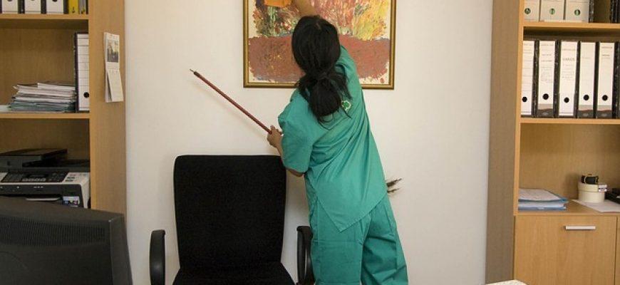 ניקיון משרדים לאחר שיפוץ – למי לפנות?