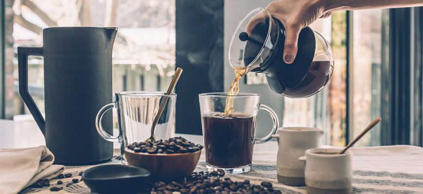 כל הסיבות לרכוש פולי קפה באינטרנט