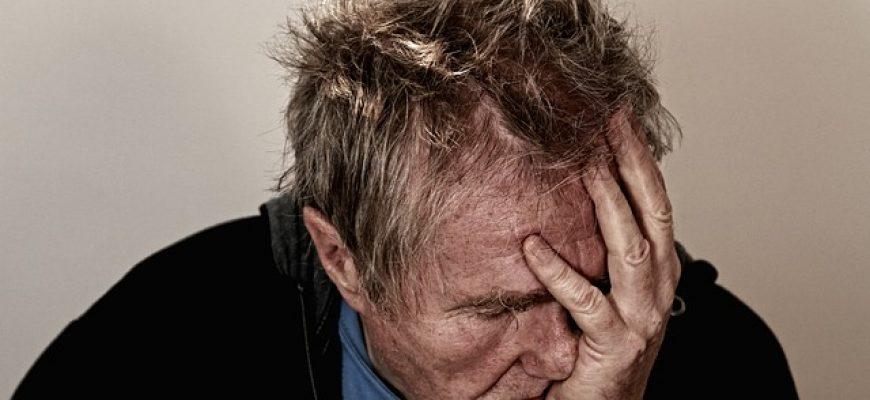 מצבים שבהם נדרשת התערבות של פסיכולוג לבני הגיל השלישי
