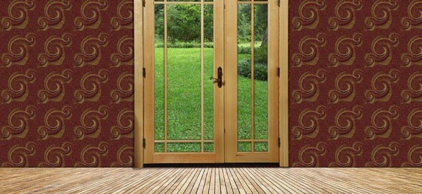 דלתות פנים מעץ – שומרים על עיצוב וחום גם מבפנים